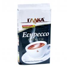 """Еспрессо Преміум"" кава мелена 250 г (вакуум-пакет)"