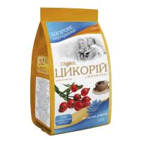 """""""Цикорій з шипшиною"""" напій розчинний 100 г (пакет)"""